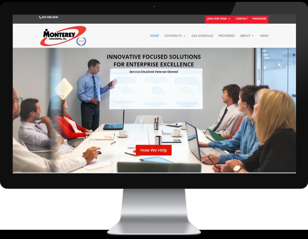 consultant-website