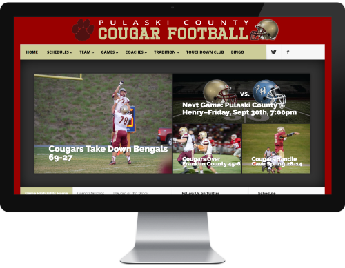 football-team-websites