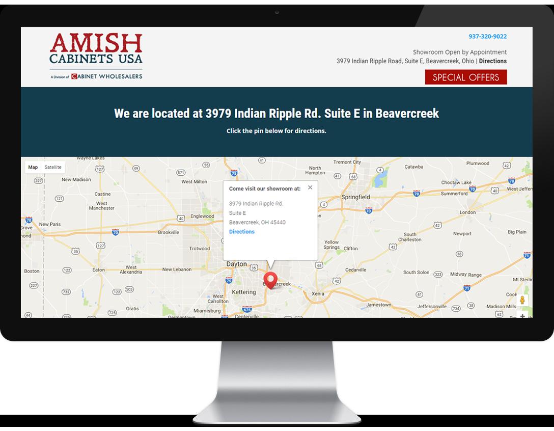 cabinet-website