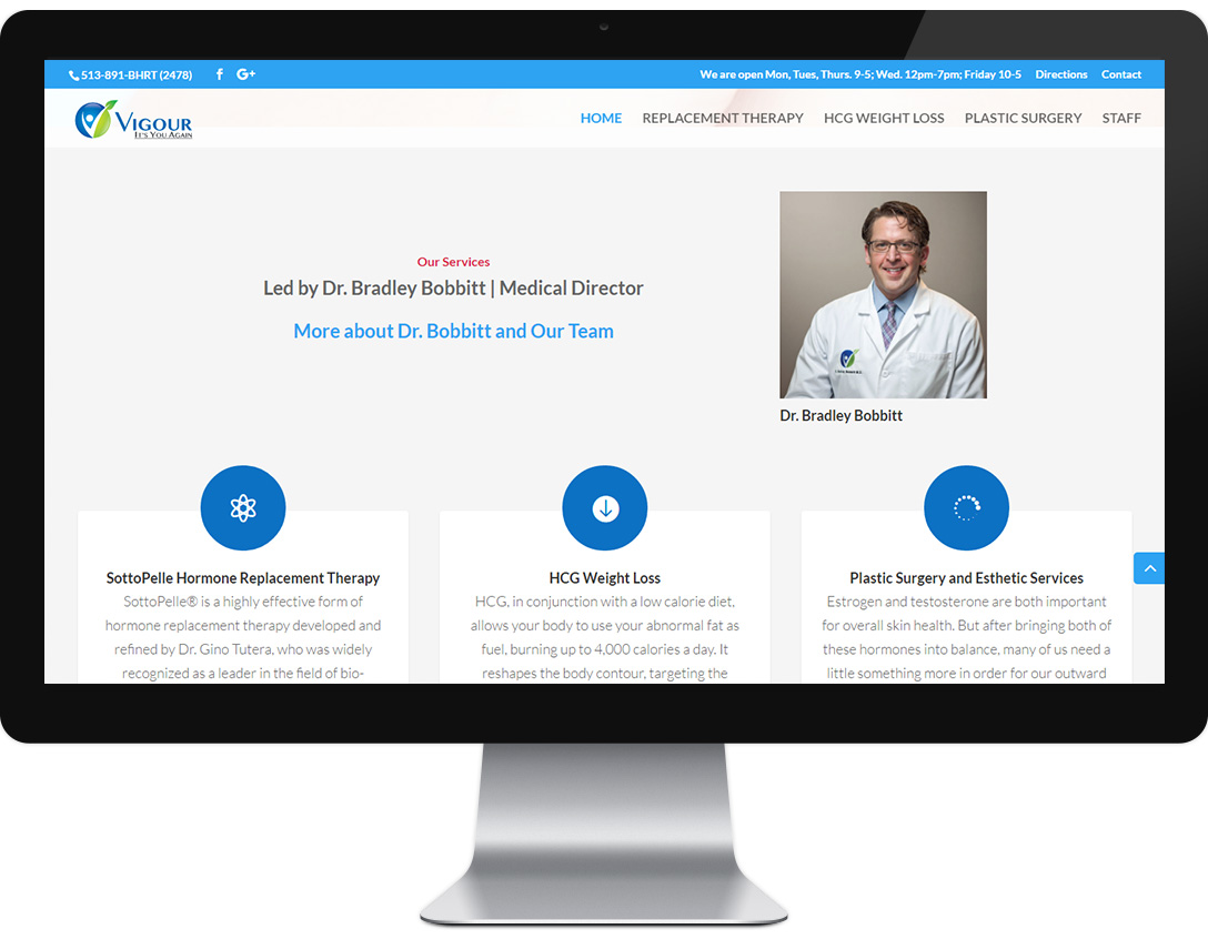 medical-website