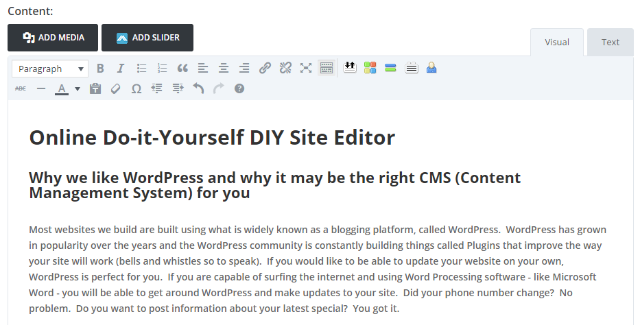 wordpress-content-management-system