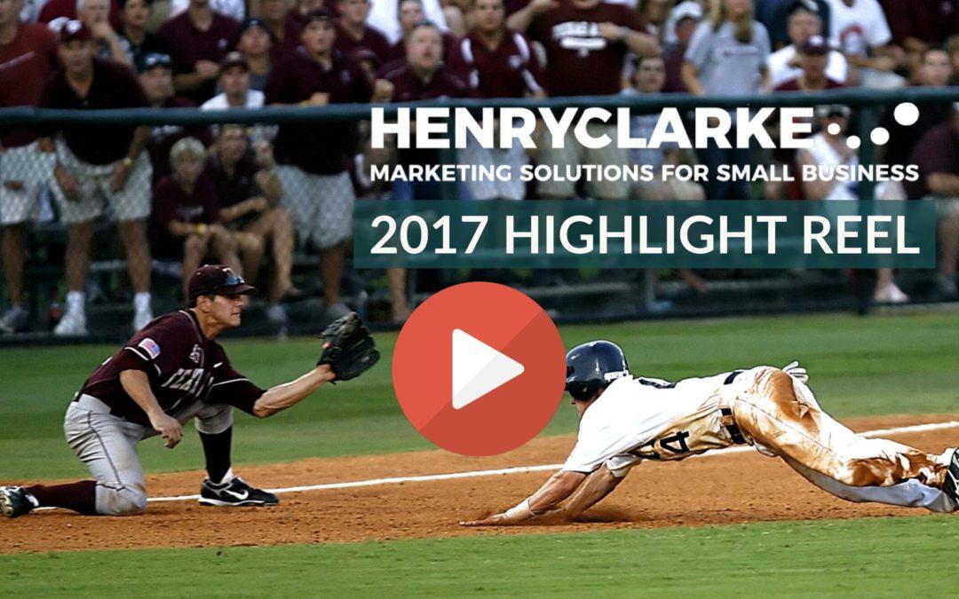 2017 Henry Clarke Highlight Reel